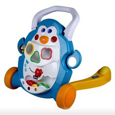 Chicco Toys > 9m-24m > Penguin Activity Walker | Shop Online
