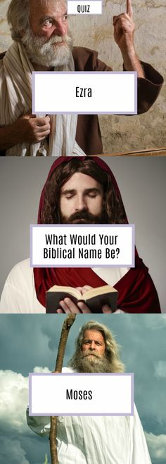 A name is just a sound used to identify one specific person, but a biblical name is about an outlook on God, the purpose of mankind, and one's individual destiny. Some names are preordained for specific biblical figures yet to be revealed, and others are repeatedly used, signaling the continuity of humanity in God's creation.