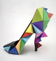 Super Cool High-heeled shoes