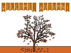 Play & Learn: Welcome, Autumn!