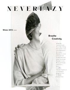 NeverLazy - Issue 12 - Winter 2013