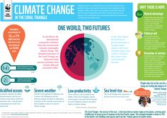 Climate Change [Infographic] from the World Wildlife Fund