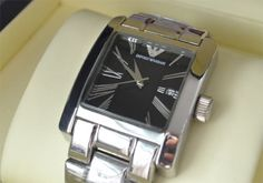 Armani Decent Steel watch    http://www.onlineshoppingpakistan.net/Armani-Decent-Steel-watch-in-pakistan.ashx