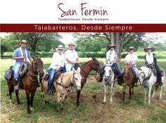 Disfrutar de una tarde a caballo, ¡no tiene comparación! #Caballistas #Colombia #Caballos #SillasSanFermin #TalabarterosDesdeSiempre