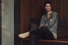 Reiss The Autumn/Winter 2017 Report Men's Lookbook   FashionBeans.com