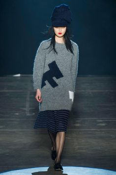 Band of Outsiders Fall 2013 RTW Collection - Fashion on TheCut