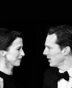 Congratulations Benedict & Sophie!