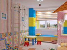 Kinderzimmer Komplett Gestalten - Junge Und Mädchen Teilen Ein ... Schlafzimmer Und Kinderzimmer In Einem Raum