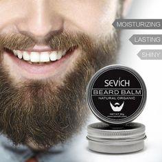 Natural Beard Balm Beard Conditioner Professional  Price: & FREE Shipping    #mensstuff #beardoil #alphawolf Professional Beard, Beard Wax, Types Of Beards, Mustache Wax, Beard Conditioner, Beard Growth, Hair Growth, Male Grooming, Beauty Care