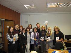 Семинар для новых учителей AYV / Seminar for new AYVeducators
