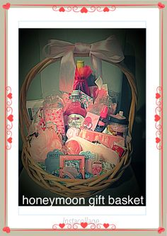 Valentines day romance and love gift basket for him and her honeymoon gift baskets order gift baskets for any occasion at sassysandersboutiquevpweb sciox Choice Image