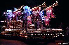 Disney World's SpectroMagic Parade