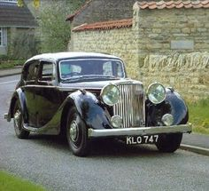 Jaguar 3.5 Litre - Wikicars - My Dad had one of these