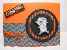 Ghoulish Fun by NellieKC - Cards and Paper Crafts at Splitcoaststampers