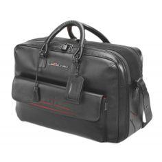 LaFerrari 48-hour bag #ferrari #ferraristore #laferrari #48hourbag #bag #men #him #limitededition #maranello #performance #innovation #style #ss2014 #springsummer2014 #madeinitaly #black #leather #handmade