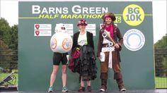 Run vlog 022 Barns Green 10k 2016