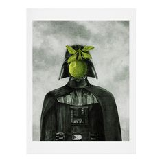 Eric Fan Son Of Darkness Art Print | DENY Designs Home Accessories