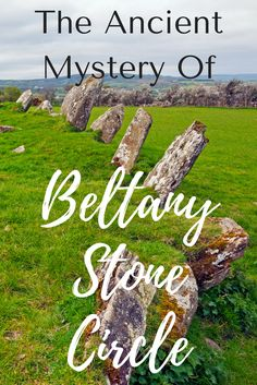 Are you a fan of ancient sites? I am! And Beltany Stone Circle in County Donegal, Ireland is a perfect destination to explore Ireland's ancient past. Click through to learn more about this little visited ancient site. #travel #ireland #irelandtravel #europetravel #wanderyourway
