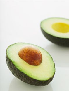 Squash a full avocado and mix it with an egg yolk and teaspoon of olive oil. Apply the mixture to sections of your hair and pull hair back into a bun after each part is coated for half an hour. Wash it out with regular shampoo and conditioner, the fruit's emollient ingredients will soothe dry hair.