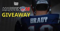 Enter for a chance to win a copy of the latest Madden game, courtesy of The Urban Twist!