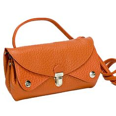 Leather Bag Facteur @ www.parismodeshop.com