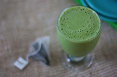 Green Tea Green Monster Smoothie