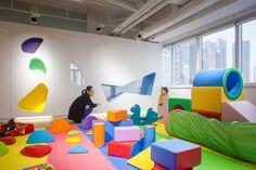Galeria de Área de Recreação BabySteps / AtelierBlur/Georges Hung Architecte D.P.L.G. + Priestman Architects HK - 12