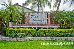 Boca Raton Real Estate - Pine Springs Homes for Sale