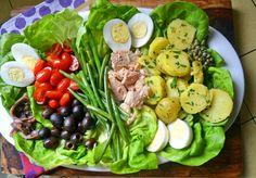 Julia Child's Salad Nicoise #JC100 #CookForJulia
