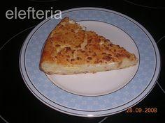 Γεύση Ελευθερίας: Ηπειρώτικη πίτα (χωρίς φύλλο)
