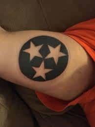 Tennessee Tattoos Tennessee Tattoo Star Tattoos Tattoos
