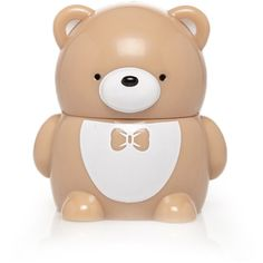 Not only does he look quite dapper in his printed tux and tie, this bear is also holding essential goodies! Pop the lid and you'll find sweet-scented vanilla Lo...