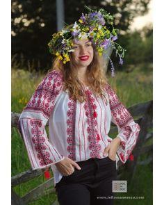 ia romaneasca ie romanian blouse bohemian top fashion