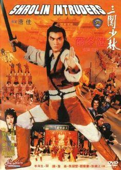 Shaolin Intruders! Cinema Film, Cinema Posters, Movie Posters, Kung Fu Martial Arts, Martial Arts Movies, Hollywood Poster, Brothers Movie, Hong Kong Movie, Kung Fu Movies
