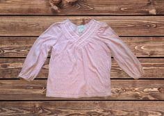 Girls Long Sleeved Shirt (Size: 2T)