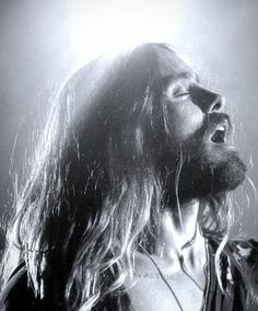 Jared Leto and the face