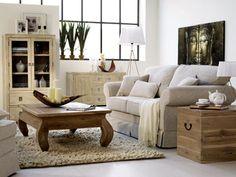 Wohnzimmer im Asiatischen Stil: Wohnzimmer mit asiatischen Möbeln - Wohnen  Garten