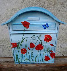 Gartendeko-Blog: Briefkasten