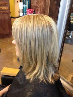 Fine Blonde Highlights. Beauty By Allison. Fort Collins Hair. Salon Salon