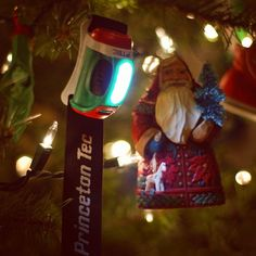 Want a christmas light that actually works and was made in America? Just hang the fuel handlamps all over the tree!