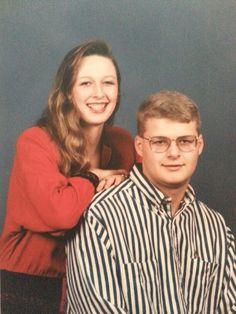 Tammy & Dave 1993