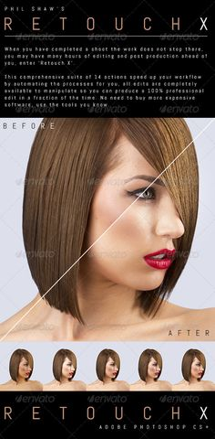 Retouch X - Commercial Retouching Pack