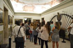 Visita à Sala das Armas #turismouc