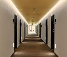 led hotel room signage | Lighthouse system Hotel signage emergency | AMOS DESIGN