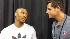 "Damian Lillard says the NBA D-League ""makes you hungry,"" supports Oaklan...  Hard core hoops fan? Let's connect!! •	Check out all my latest blog posts:  o	http://slapdoghoops.blogspot.com,   o	Follow me on Twitter  o	http://www.twitter.com/slapdoghoops o	The same goes for my Google+ page; add me to your circles  o	https://plus.google.com/+SlapdoghoopsBlogspot/posts  •	Finally, do me the honor and like my Official Facebook Page:  o	https://www.facebook.com/slapdoghoops"