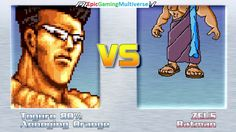 Zeus The God Of Thunder And Batman VS Younger Toguro & Annoying Orange In A MUGEN Match / Battle This video showcases Gameplay of The Annoying Orange And Younger Toguro From The YuYu Hakusho Series VS Zeus The God Of Thunder From Hercules The Animated Series And Batman The Superhero In A MUGEN Match / Battle / Fight