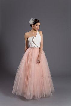 ecru top ecu peplum top ecru corset elegant top by Fanfaronada