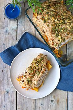 Pumpkin Cannelloni | Community Post: 27 Vegan Thanksgiving Dishes That Will Make Meat Eaters Drool