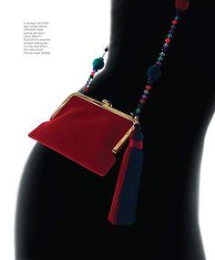 Harper's Bazaar June 2017 Vanusa Savaris by Torkil Gudnason
