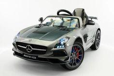 Mercedes SLS AMG Ride-On Car by Moderno Kids